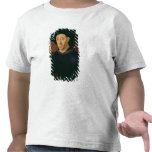 Man with a Glass of Wine Tee Shirts