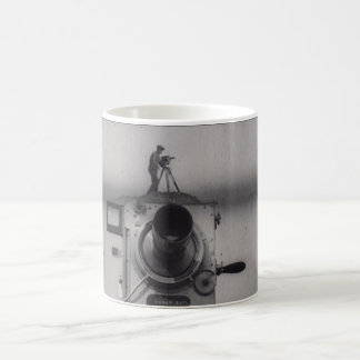 Man with a Movie Camera (1st Shot) Coffee Mug