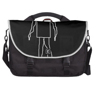 Man with an Idea Laptop Computer Bag