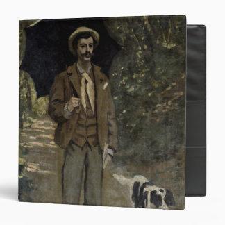 Man with an Umbrella, c.1868-69 Binder