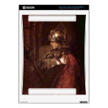 Man with arms (Alexander the Great) by Rembrandt Decal For Xbox 360