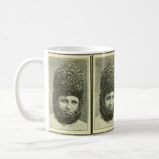 Man With Bee Beard Mug