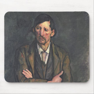 Man with Crossed Arms, c.1899 Mouse Pad