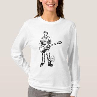 Man with Guitar T-Shirt