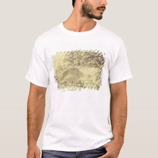 Man with Horse and Cart Entering a Quarry, c.1797 T-Shirt