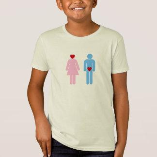 Man Woman Love Humor Tshirt