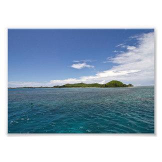 Mana Island, Fiji Photo Print