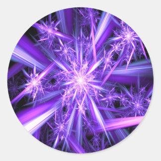 Mana - pegatina del fractal