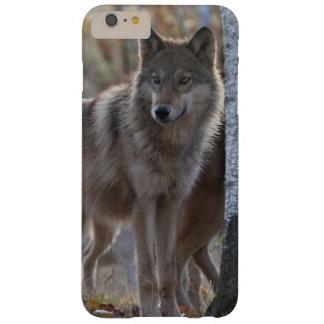 Manada de lobos funda de iPhone 6 plus barely there