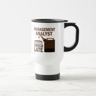 Management Analyst (Funny) Gift 15 Oz Stainless Steel Travel Mug
