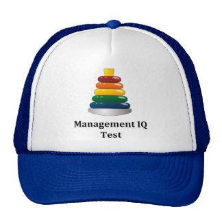 Management IQ Test Trucker Hat