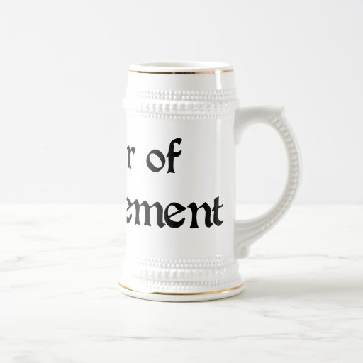 Management Coffee Mug