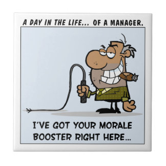 Management Tools for Boosting Employee Morale Tile