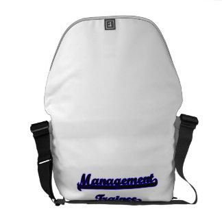 Management Trainee Classic Job Design Courier Bag