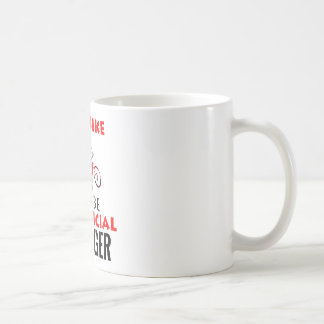 manager design coffee mug