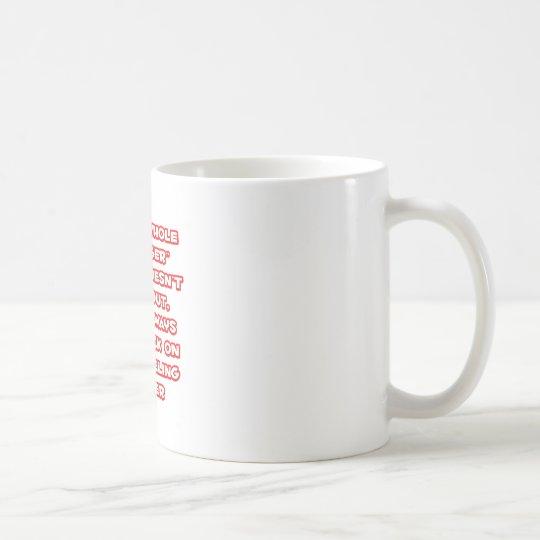 Manager Humor ... Modeling Career Coffee Mug