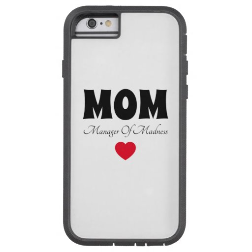 Manager Mom Tough Xtreme iPhone 6 Case