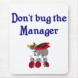 Manager Mousepad