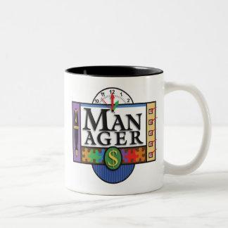 """""""Manager"""" Mug"""