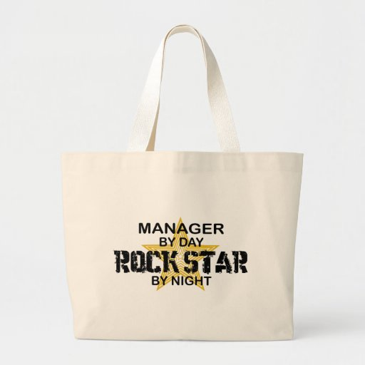 Manager Rock Star by Night Bag