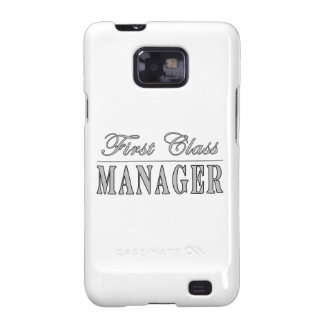 Managers First Class Manager Samsung Galaxy S2 Covers