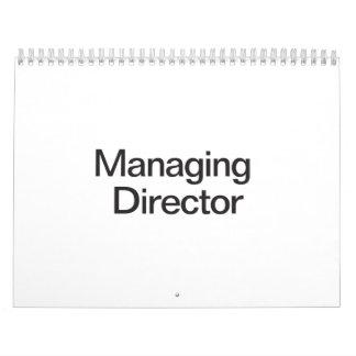 Managing Director.ai Wall Calendars