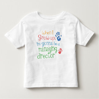 Managing Director (Future) Infant Baby T-Shirt