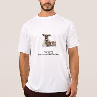 Managing Intercultural Differences T-Shirt