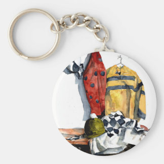 Managing the Fall Art Keychains