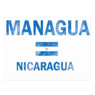 Managua Nicaragua Designs Postcard
