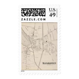 Manahawkin, New Jersey Postage
