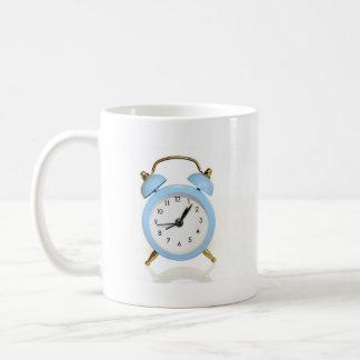 mañana azul taza