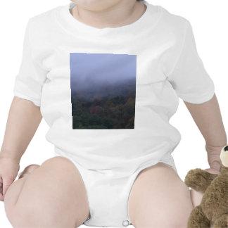 mañana de la persona chapada a la antigua trajes de bebé