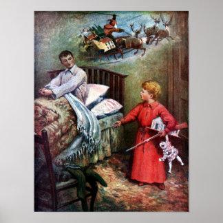 Mañana de navidad poster