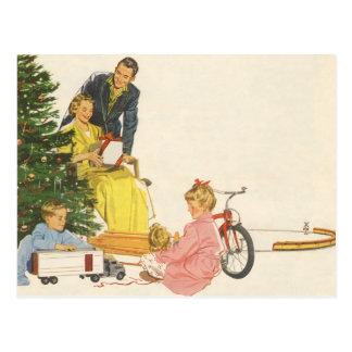 Mañana de navidad postales