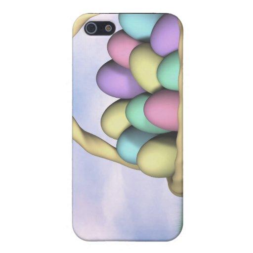 Mañana de Pascua iPhone 5 Funda