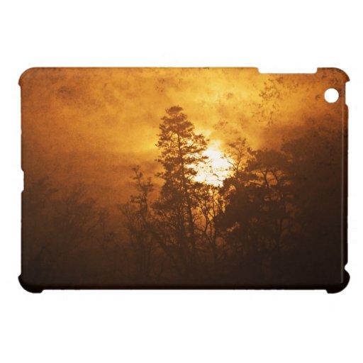 Mañana del verano iPad mini carcasas