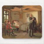Mañana en la casa de campo de un portero, 1874 mouse pads