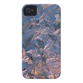Mañana Frost del invierno Case-Mate iPhone 4 Carcasa