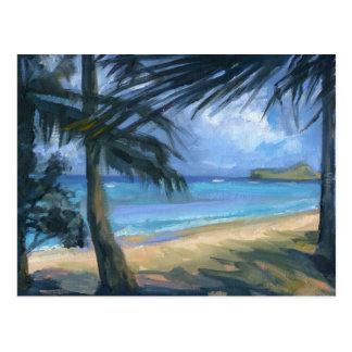 Manana Island Postcard