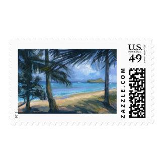 Manana Island Stamps