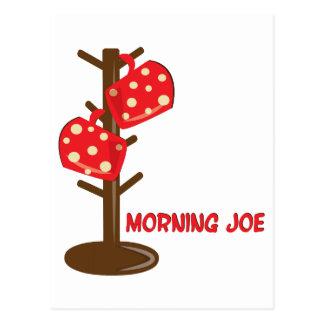 Mañana Joe Postal
