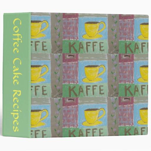 """Mañana Kaffe Carpeta 2"""""""