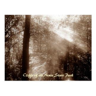 Mañana mística CN4 - postal