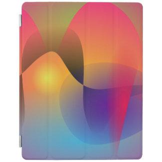 Mañana Sun en las montañas Cubierta De iPad