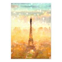 Mañana temprana de París