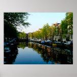 Mañanas de Amsterdam Posters