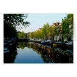 Mañanas de Amsterdam Tarjetas