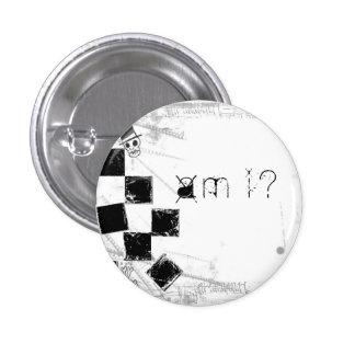 ¿MAÑANAS i? botón Pin Redondo De 1 Pulgada