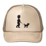 Mananddog Mesh Hat